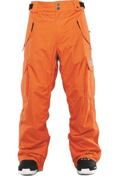 Thirtytwo Blahzay Erkek Snowboard Pantolonu Turuncu