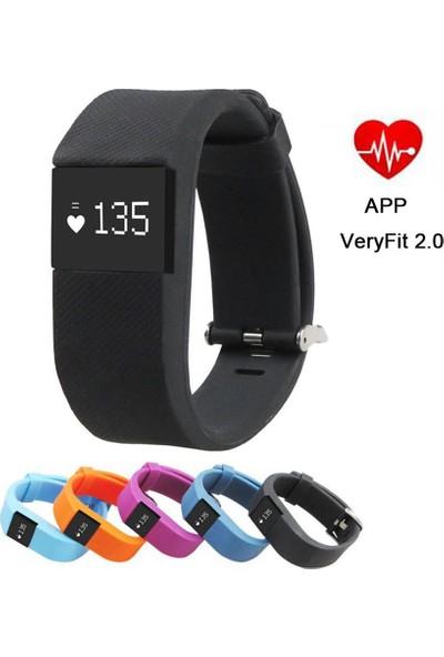 Elba-Tw64h Akıllı Bileklik (Smart Bracelet) Renkli