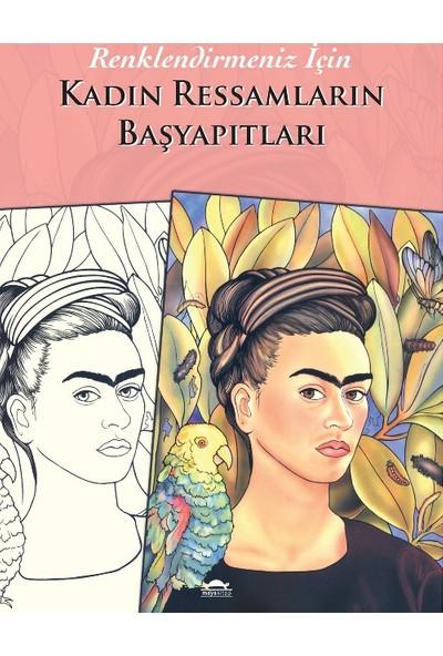 Kadın Ressamların Başyapıtları - Renklendirmeniz İçin