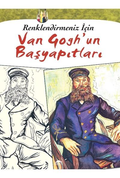 Van Gogh'un Başyapıtları - Renklendirmeniz İçin