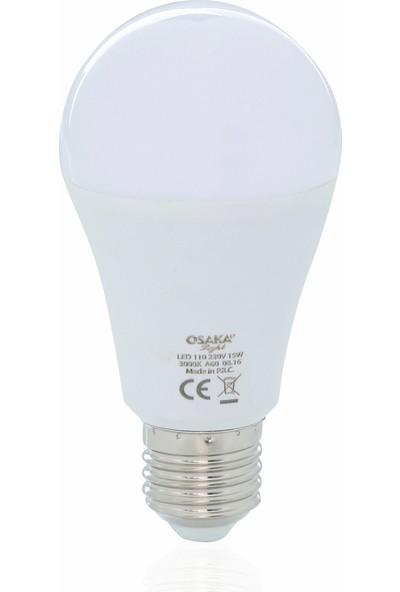 Osaka Light 15Watt-100watt A-60 Led Ampül Günışığı