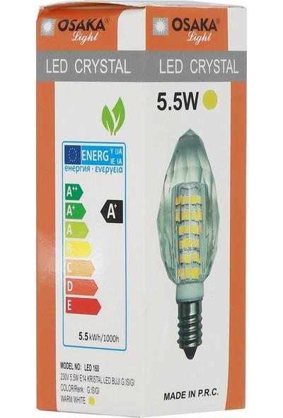 Osaka Light 5,5Watt-50watt Led Crystal Ampül Günışığı