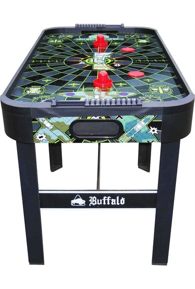 Pusula Oyun Hava Hokeyi Masası (Buffalo 4 Fit Air Hockey)