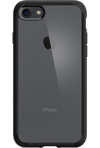 Spigen Apple iPhone SE (2020) / iPhone 8 / iPhone 7 Kılıf Ultra Hybrid 2 Black - 042CS20926