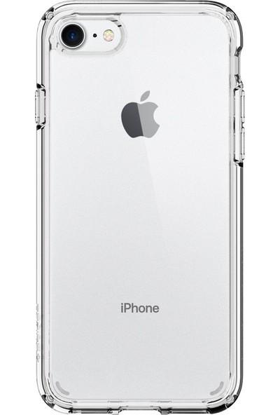 Spigen Apple iPhone SE (2020) / iPhone 8 / iPhone 7 Kılıf Ultra Hybrid 2 Crystal Clear - 042CS20927