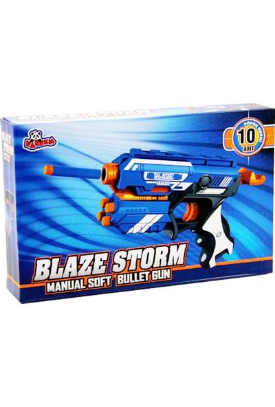 Vardem Blaze Storm Sünger Atan Silah 10 Adet Yumuşak Mermili