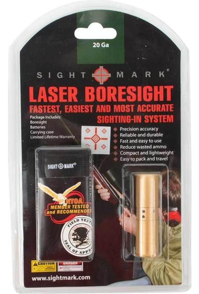 Sight Mark Boresight 20Cal. Dürbün Sıfırlama Lazeri