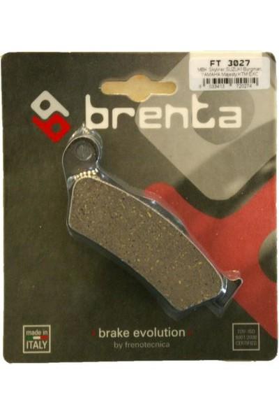 Aprilia RST 1000 FUTURA Disk Brenta Fren Arka Balata (2001-2004)