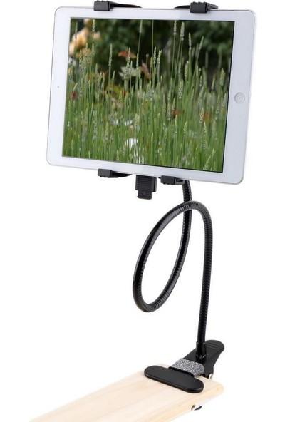 Alfais AL-4712 Klipsli 360 Dönebilen Universal Tablet Tutucu