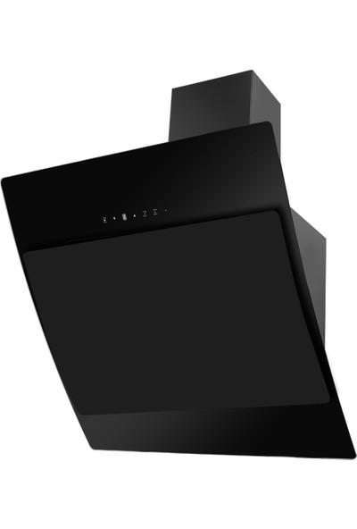 Ventino 5010 Lüx Siyah Dokunmatik Davlumbaz