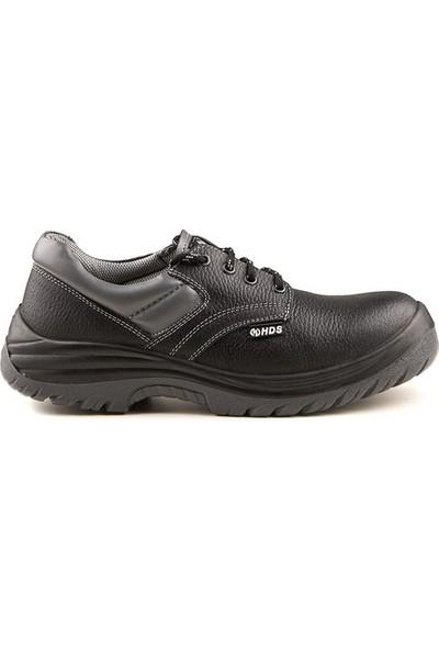 Hds 102 S2 Deri İş Ayakkabısı Çelik Burun