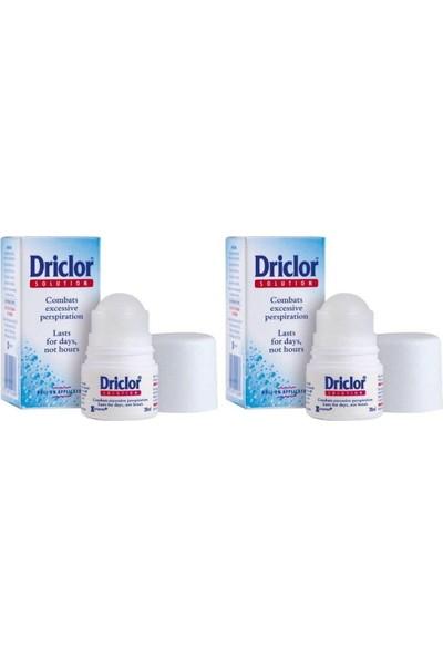 Driclor Roll - On 20 ml 2'li Paket