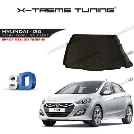 Xt Hyundai I30 2 Bagaj Havuzu 3d Tasarım Fiyatı