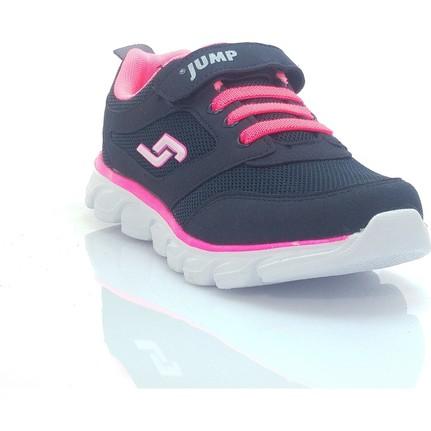 Jump 15665 Çocuk Spor Ayakkabı (Filet 31 - 35) Mor