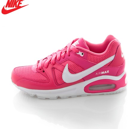 Nike 407626-616 Air Max Command (Gs) Dynamic Pink/White-Dynmc Pink Spor Ayakkabı