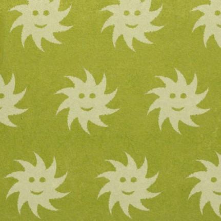 Dekor Dekoratif Boyama Kaşesi Küçük Güneş Fiyatı