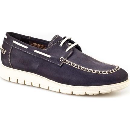 Cabani Light Taban Günlük Erkek Ayakkabı Gri Süet