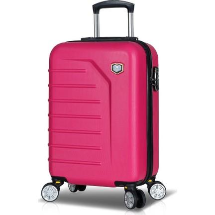 747e71663f455 My Valice Premium Abs Kabin Boy Valiz Pembe Fiyatı