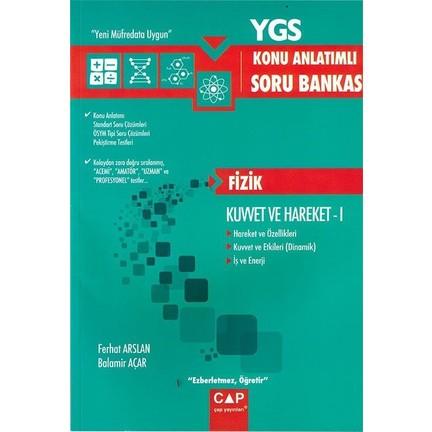 Çap Yayınları Ygs Fizik Kuvvet Ve Hareket 1 Konu Anlatımlı Soru Bankası