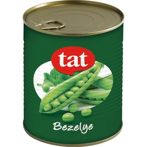 Tat Bezelye Teneke 830 Gr