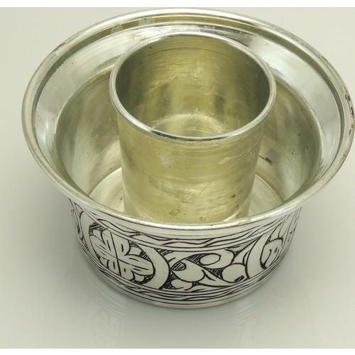 Gümüştekin Ehl-i Keyf-Rakı Kadehi Boyutunda