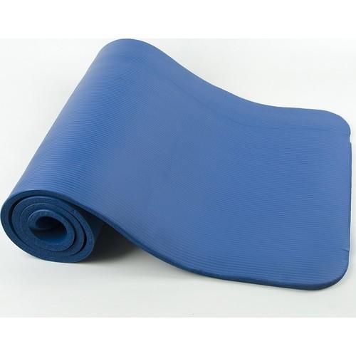 Spor724 Köpük Pilates Matı-Minderi 10Mm. Mavi PM10-10