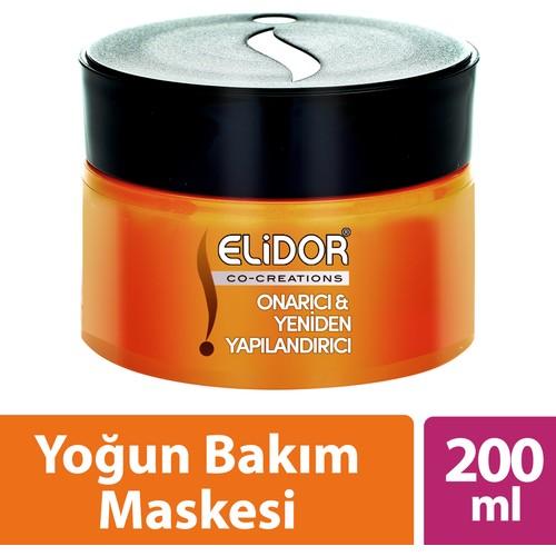 Elidor Saç Bakım Maskesi Anında Onarıcı Bakım 200 ml
