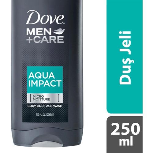 Dove Men Duş Jeli Aqua Impact 250 ml