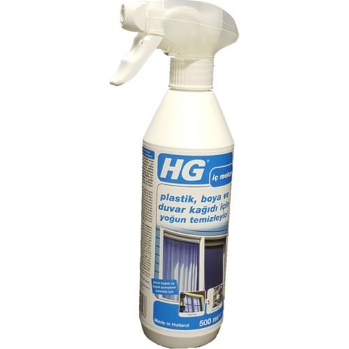 Hg Plastik,Boya&Duvar Kağıdı İçin Yoğun Temizleyici 500 Ml