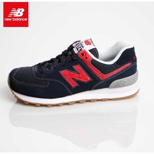 New Balance Ml574wdh New Balance Life Style T3 Tier Blue 400
