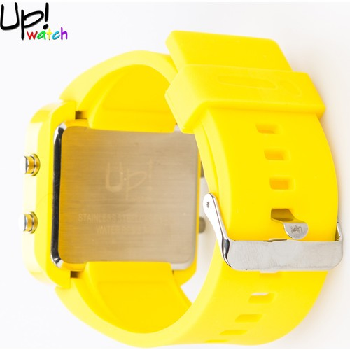 Up Watch Saat Led Yellow