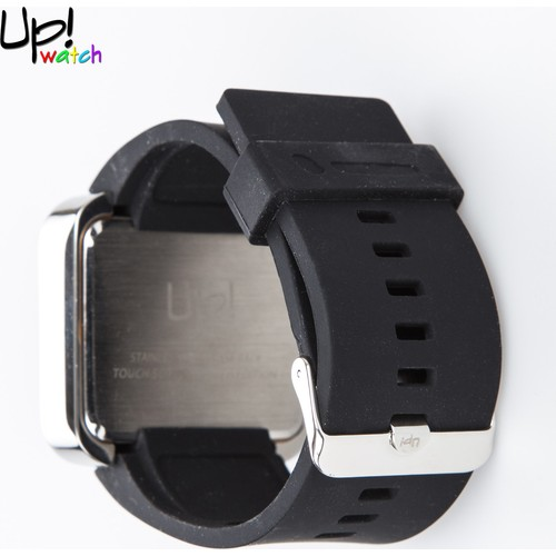 Up Watch Saat Touch Silver Edition