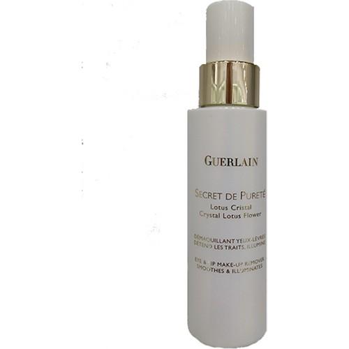 Guerlain Secret De Purete Eye & Lip Makeup Remover 125 Ml