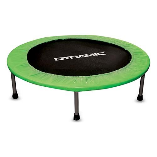Dynamic Trambolin 100 cm - 40 inç Yeşil