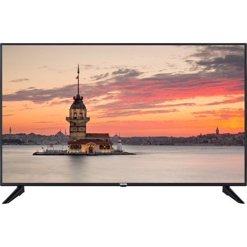 """Vestel 43UA8900 4K SMART 43"""" ULTRA HD 109 Ekran 3840 × 2160 Ultra D. Contrast SMR 1000 Hz - UHD Uydu Alıcılı"""