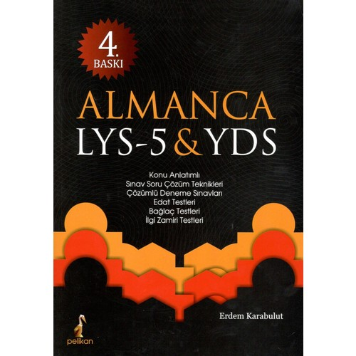 YDS LYS-5 Almanca Konu Anlatımlı