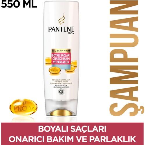 Pantene Saç Bakım Kremi Renk Koruyucu ve Parlaklık 550 ml