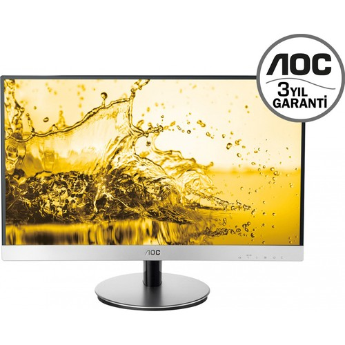"AOC i2369Vm 23"" 5ms (Analog+2xHDMI+MHL+DisplayPort) Full HD IPS Led Monitör"
