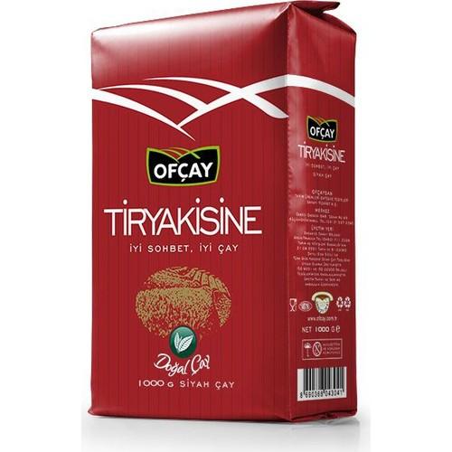 Ofçay Tiryakisine Dökme Siyah Çay, 1000 Gr, 1 Adet