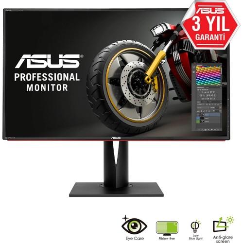 "Asus PA328Q 32"" 6ms (2xHDMI+Display+mDisplay) UHD IPS Monitör"