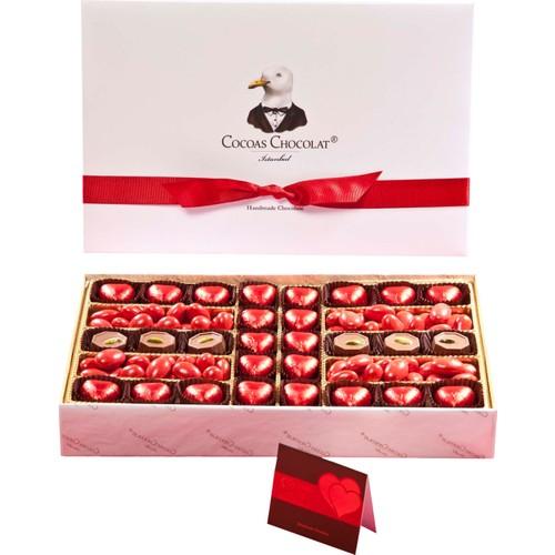 Cocoas Chocolat Mutlu Kalpler 1000 Gr