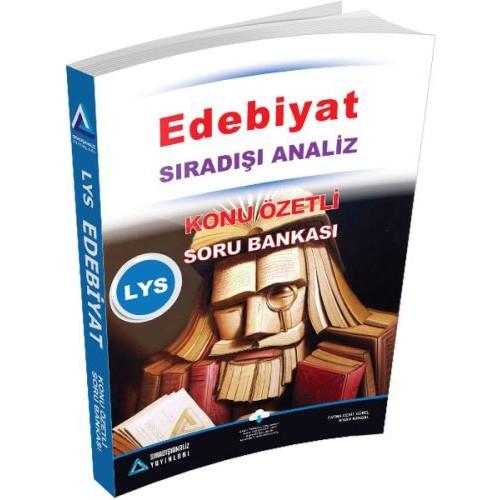 Sıradışı Analiz LYS Edebiyat Konu Özetli Soru Bankası