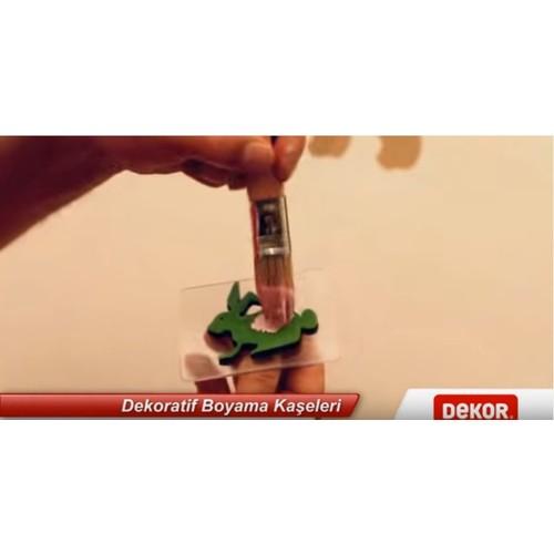 Dekor Dekoratif Boyama Kaşesi Küçük Aydede Fiyatı