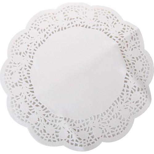 Zenker Pasta Örtüsü Beyaz Kağıt 36Cm 12 Adet