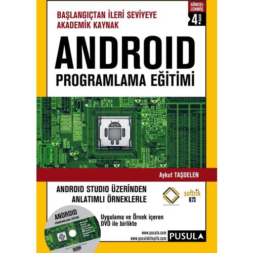 Android Programlama Eğitimi ( DVD'li)