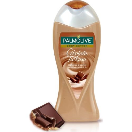 Palmolive Duş Jeli Body Butter Çikolata Tutkusu 500 ml