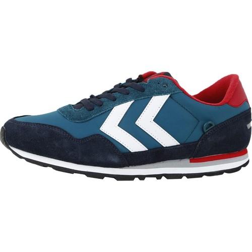 Hummel 64302-8566 63935-8566 Reflex Lo Majolica Blue Ayakkabı