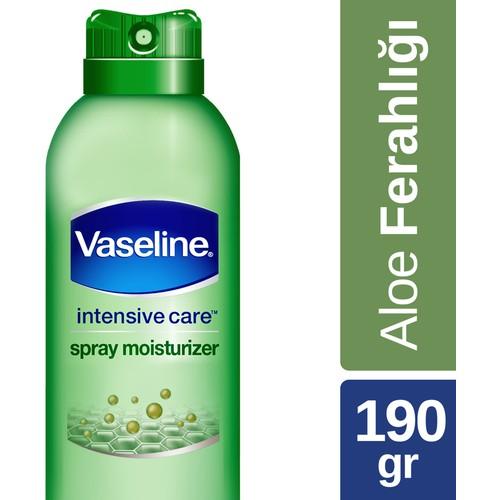 Vaseline Sprey Krem Aloe Ferahlığı 190 GR