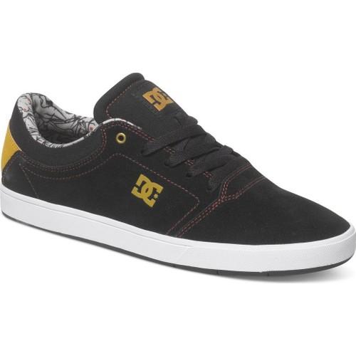Dc Crisis M Shoe Black Tan Ayakkabı