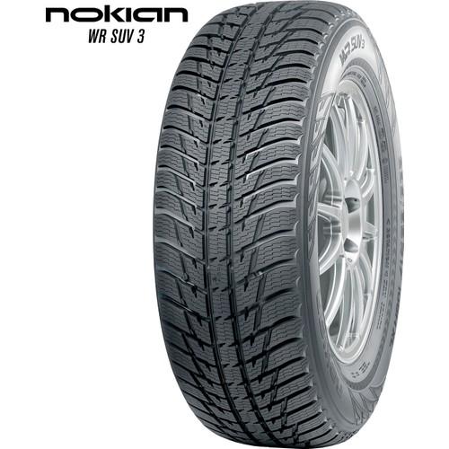 Nokian 215/65R16 102H XL WR SUV3 Oto Kış Lastiği (Üretim Yılı: 2017)
